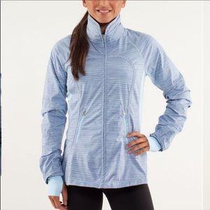 🍋Lululemon Run: Make A Break Jacket Size 10